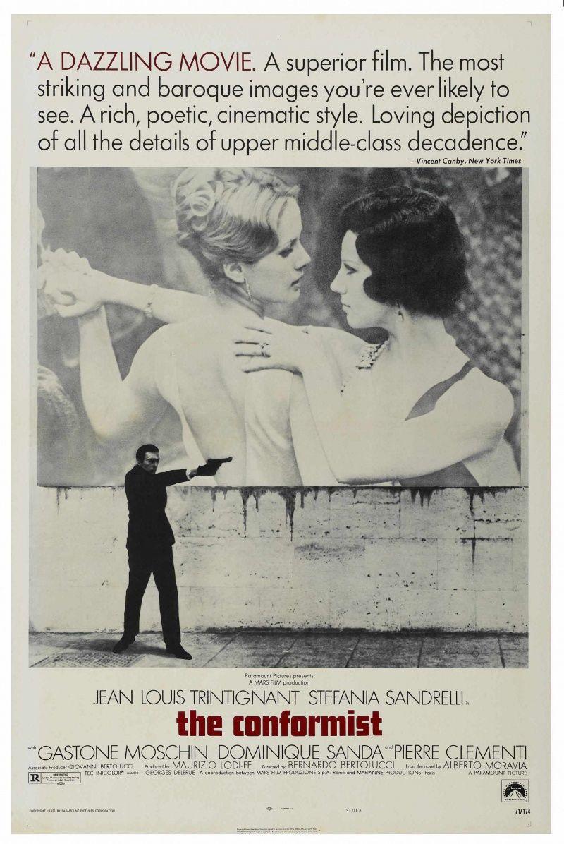 Конформист (1970)